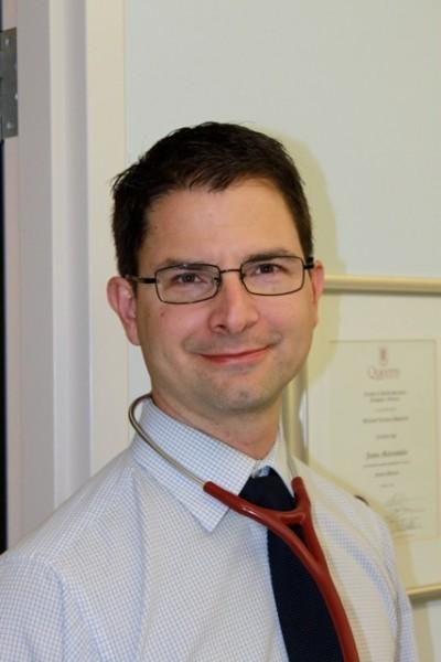 Chief of Staff: Dr. Jason Malinowski